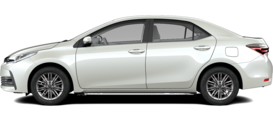 Toyota Corolla 1.6 6МКП (122 л.с.) 2WD Стиль Плюс